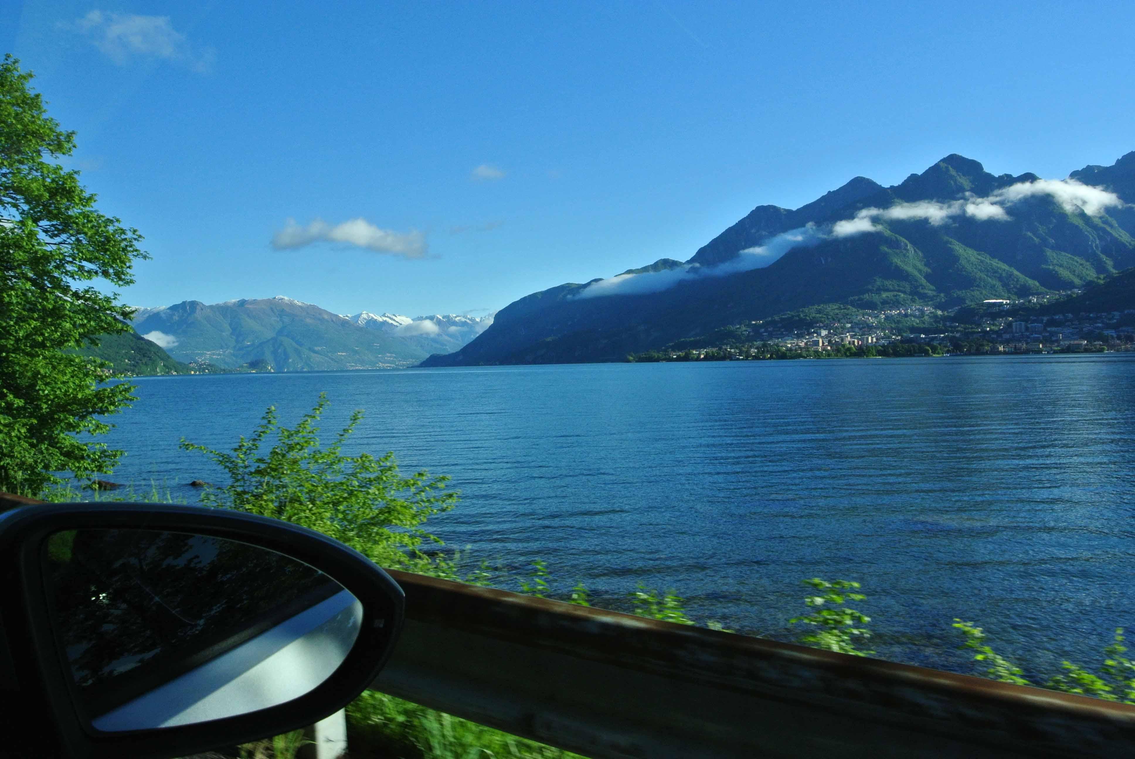 Lago di Como Road Trip