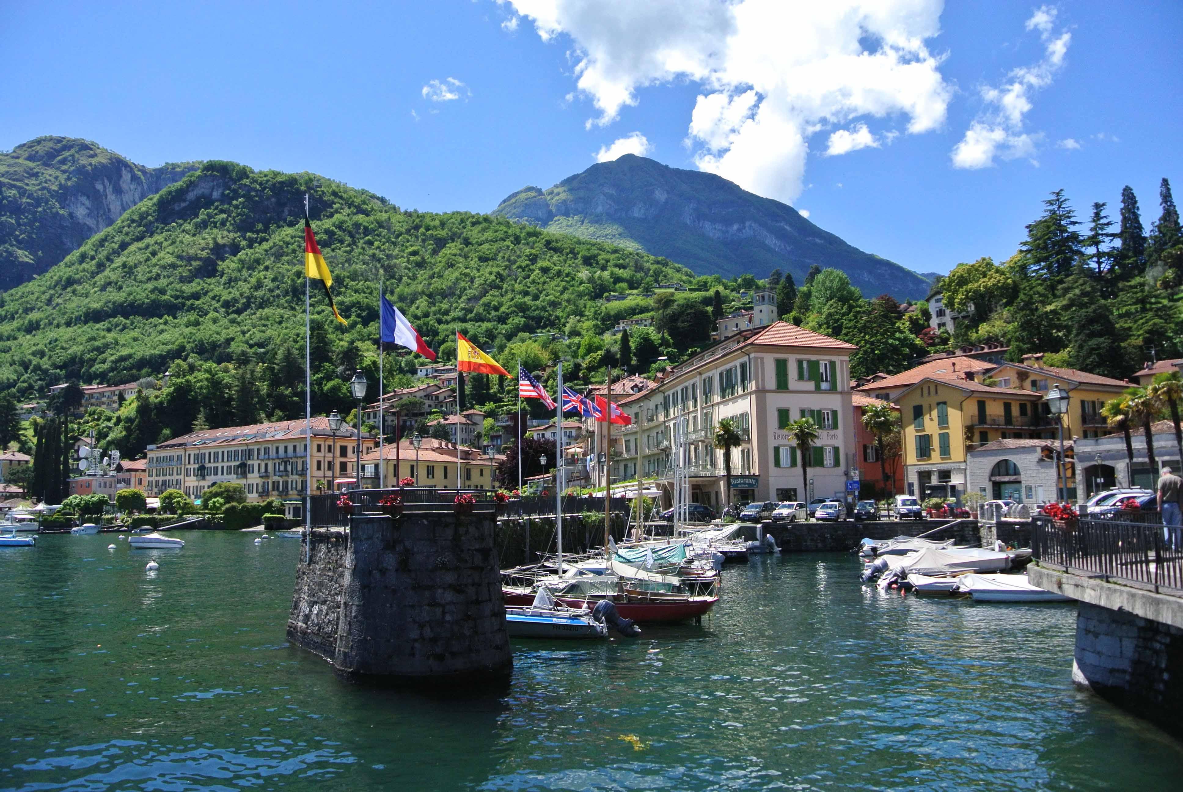 Menaggio, Lago di Como, Italy