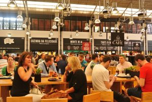 Mercado da Ribeira, Time Out, Lisboa