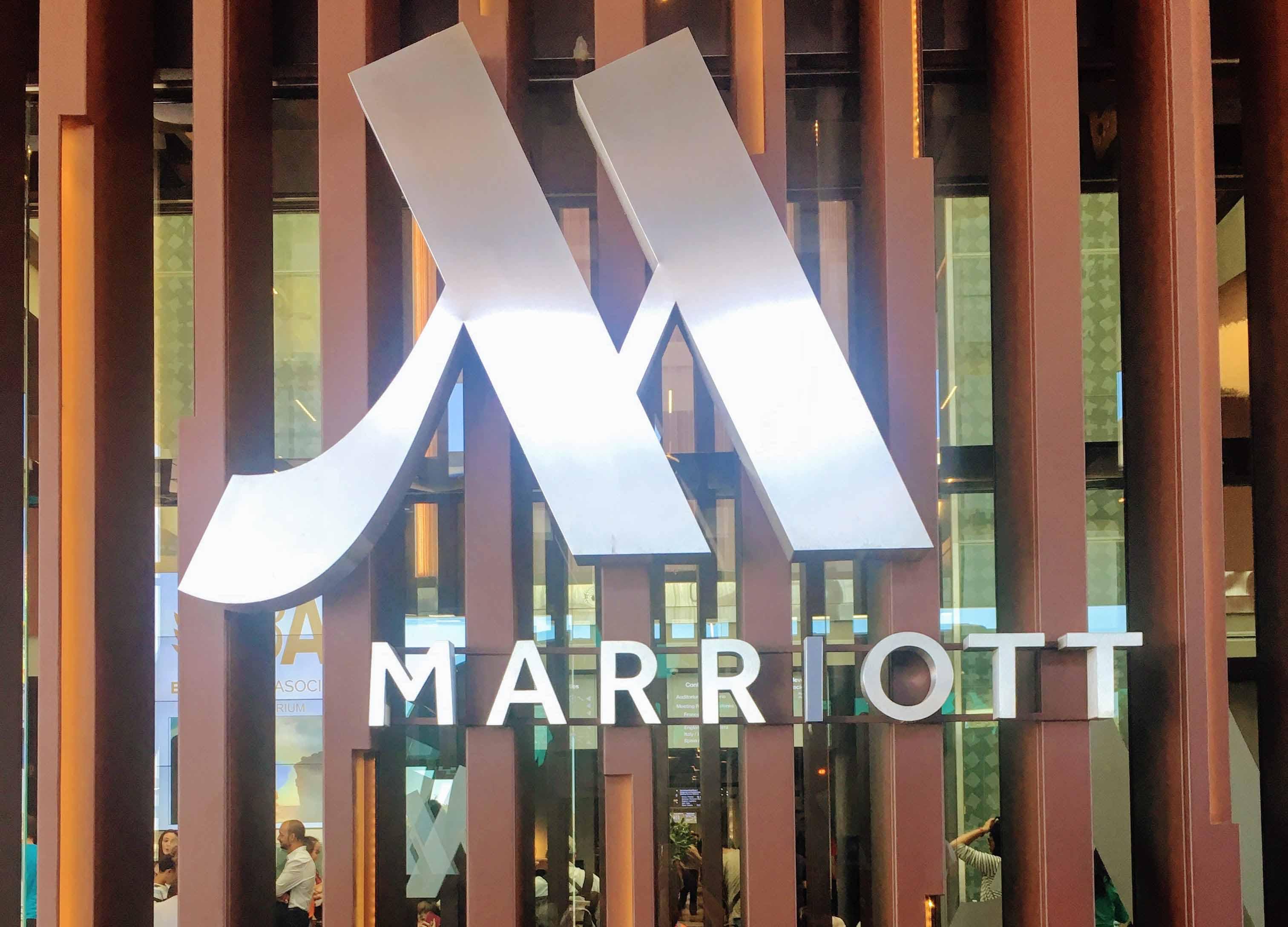 marriot auditorium madrid