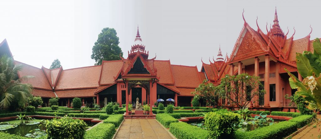 cambodja, phnom penh, museum