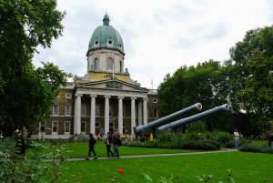 imperial war museum, londres, uk