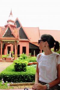 cambodja, museu, phnom penh