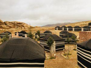 acampamento beduíno petra jordânia