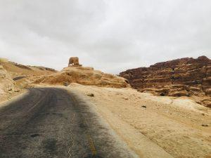 deserto petra jordânia