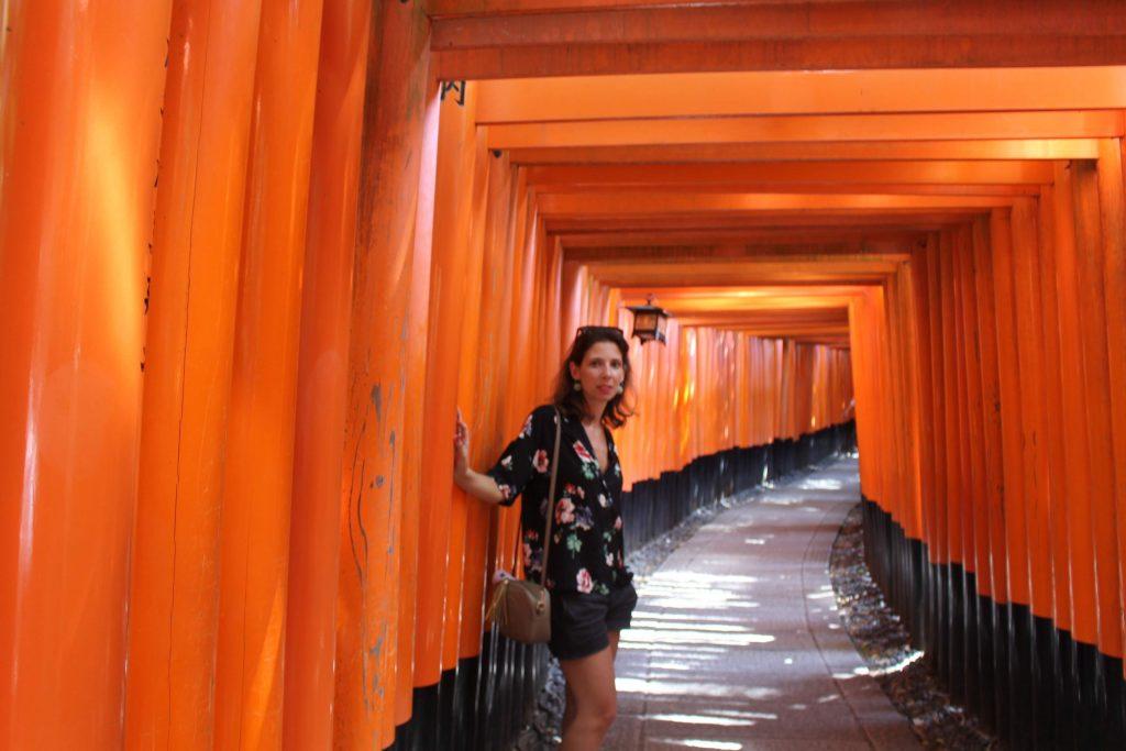 torii japão quioto