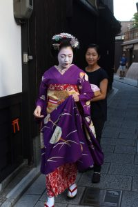quioto japão gueixa