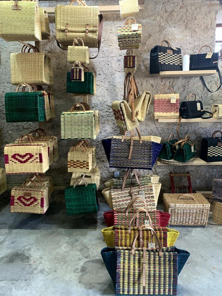 cestaria de coz